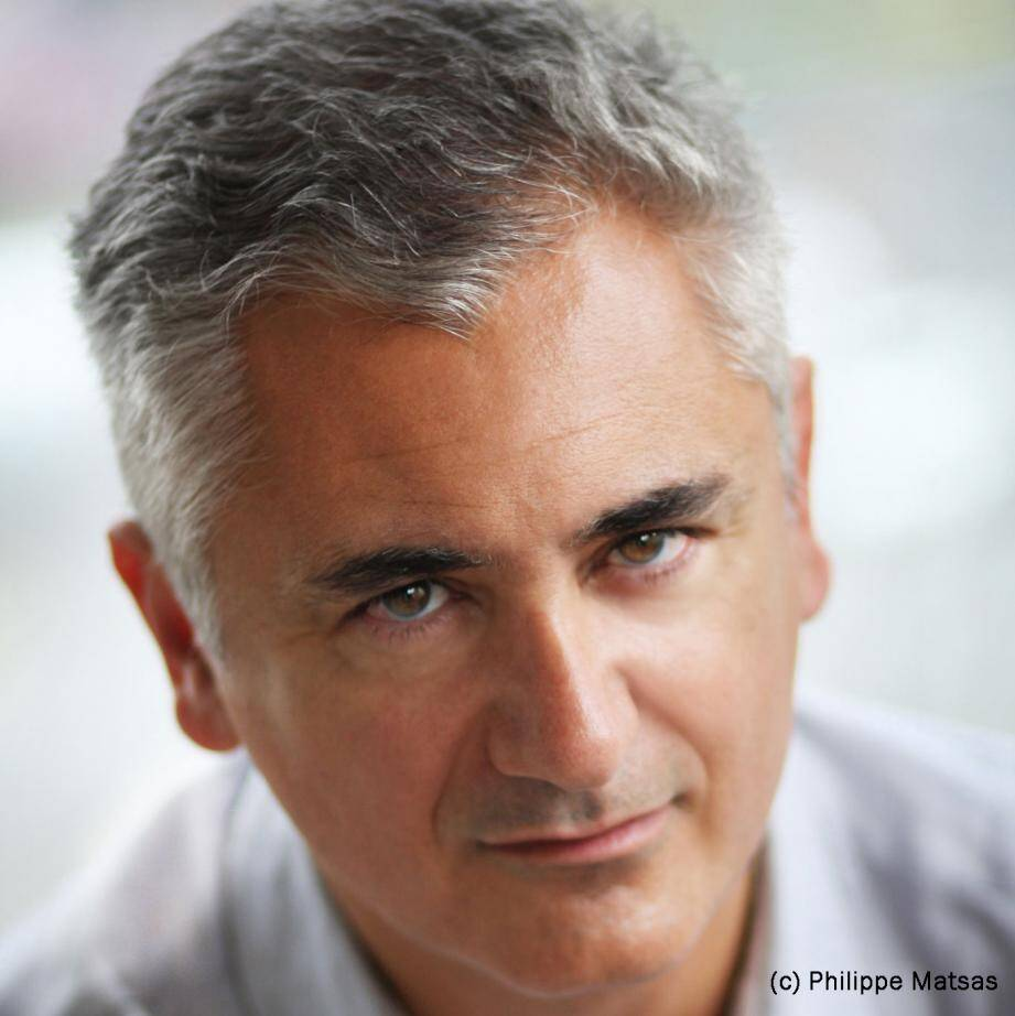 Eric Giacometti (photo DR )