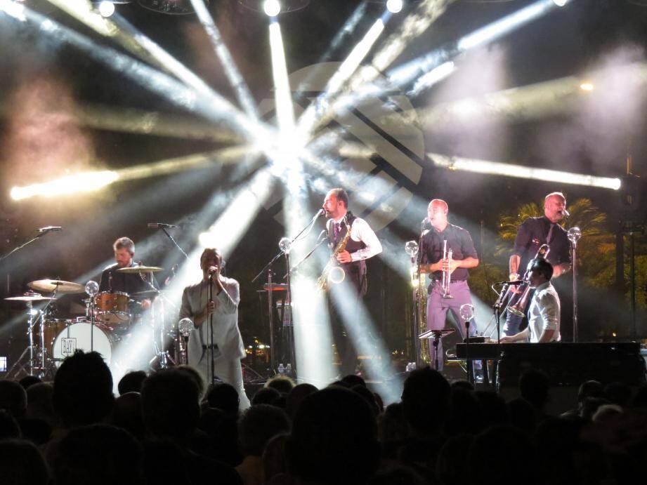 Le groupe qui présentait son nouvel album Circle, a assuré une ambiance de fou !