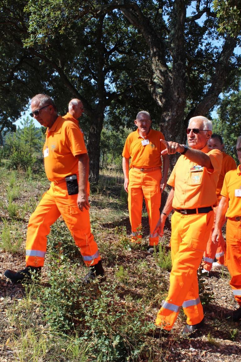 En saison, les membres des comités communaux des feux de forêt varois effectuent 70 patrouilles par jour et plus de150 lorsque le risque est maximal.