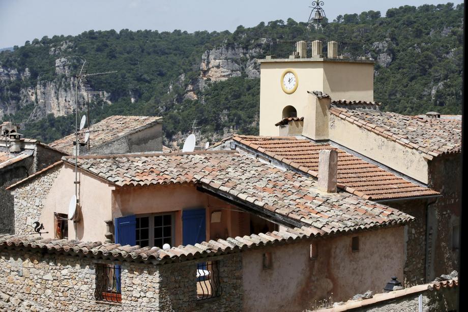 Le village de Châteaudouble devrait accueillir 72 migrants en septembre.