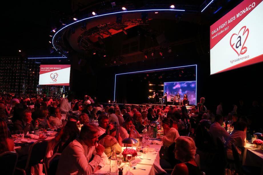 Le gala estival de Fights Aids Monaco en est à sa 14e édition.