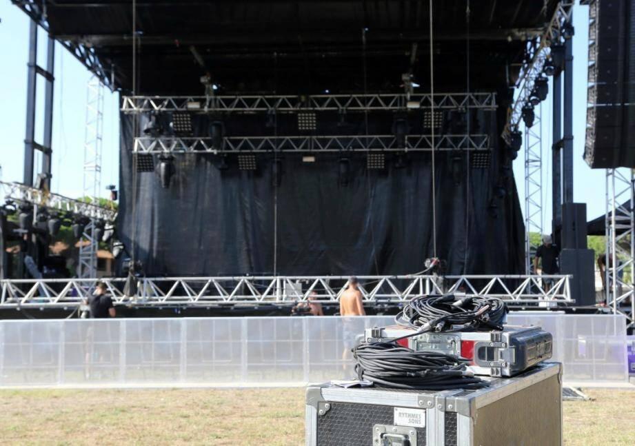 HyèresScene Midi festival