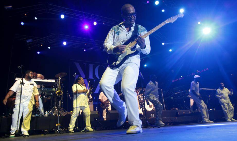Nice Jazz FestivalKool And The Gang