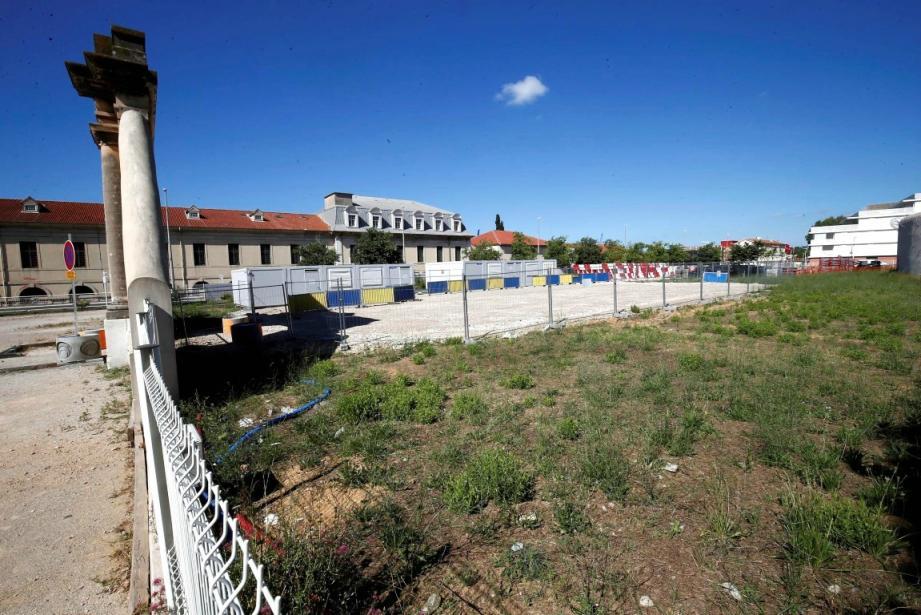 Le terrain de l'ancienne prison Saint-Roch sera-t-il destiné à la future cité judiciaire?