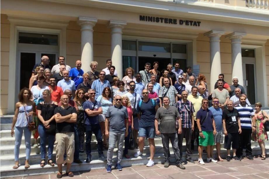 Le 21juin dernier, les représentants de l'USM ont déposé une motion au ministère d'État et ont été reçus par le conseiller de gouvernement-ministre des Affaires sociales, Didier Gamerdinger.