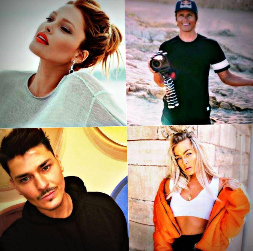 Caroline Receveur, Jon Olsson, MakeupbyMario et Angelica Blick seront de la partie, en octobre au Méridien.