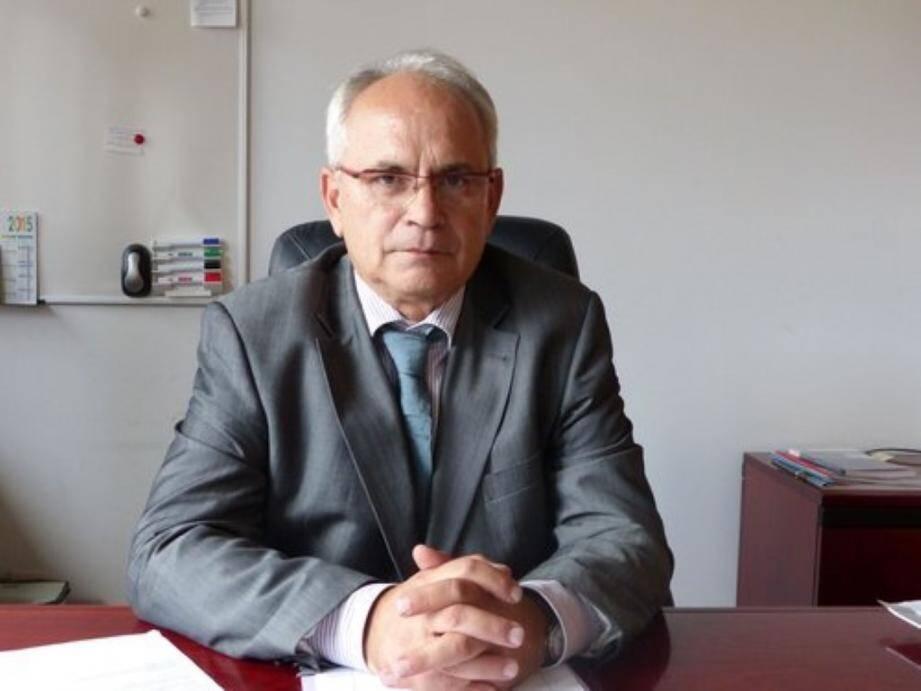 M. Ivan Auriel, procureur du tribunal de grande instance de Draguignan.