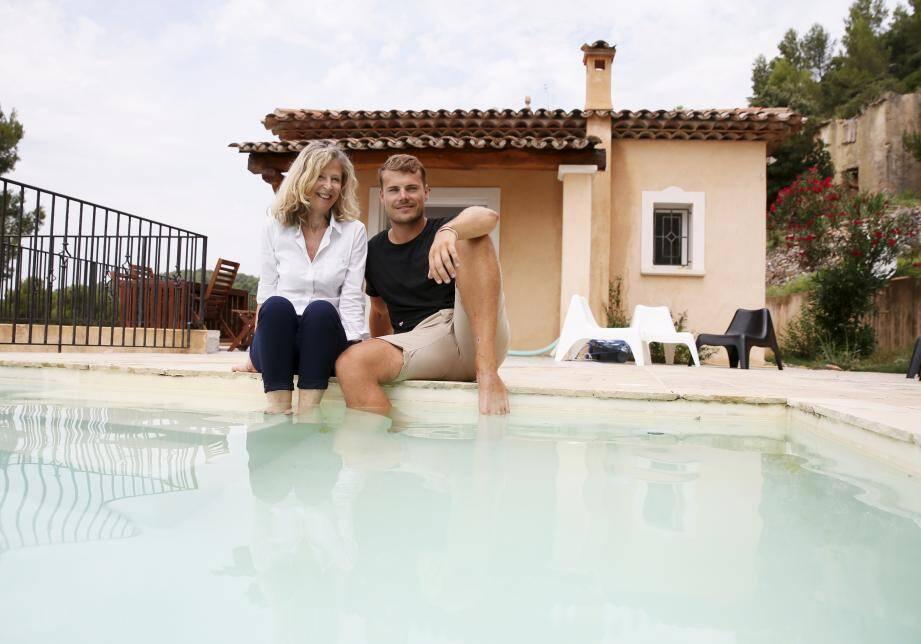 Rémy et sa tante Christiane ont participé à l'émission Les plus belles vacances, diffusée sur TF1.