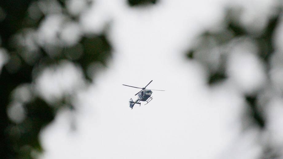 Un dispositif de recherche a été mis en place pour retrouver deux évadés de la prison de Colmar, le 30 juillet 2018.