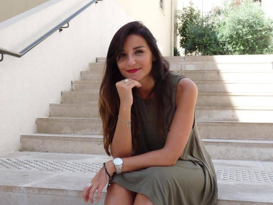 Virgilia Giambruno, ancienne gamine de Cagnes-sur-Mer, ouvre une école pour former les acteurs à Marseille.