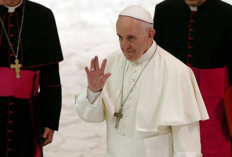Le Pape François (Illustration)