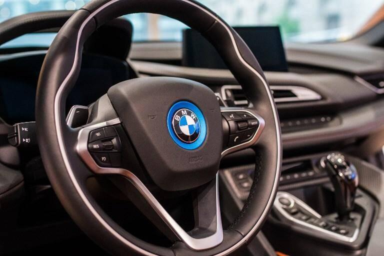 Illustration BMW.