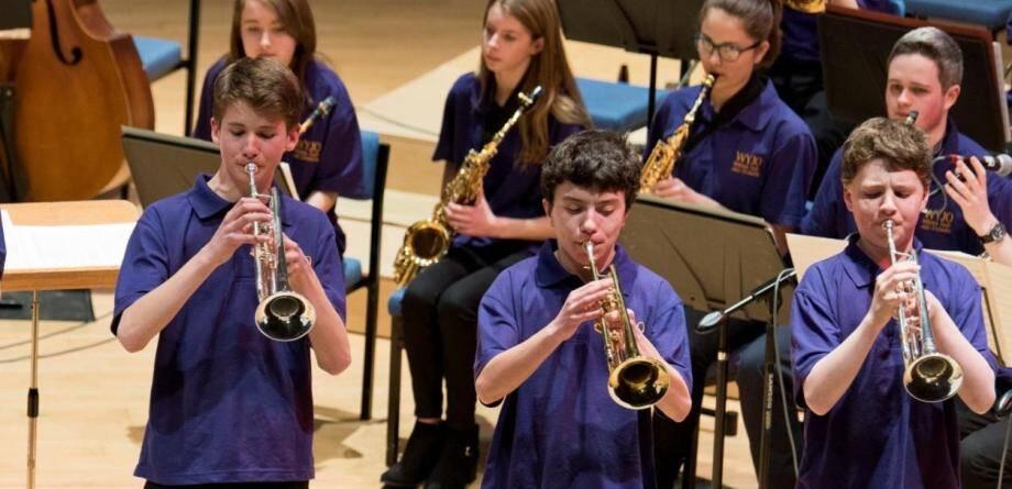 De jeunes jazzmen anglais talentueux.