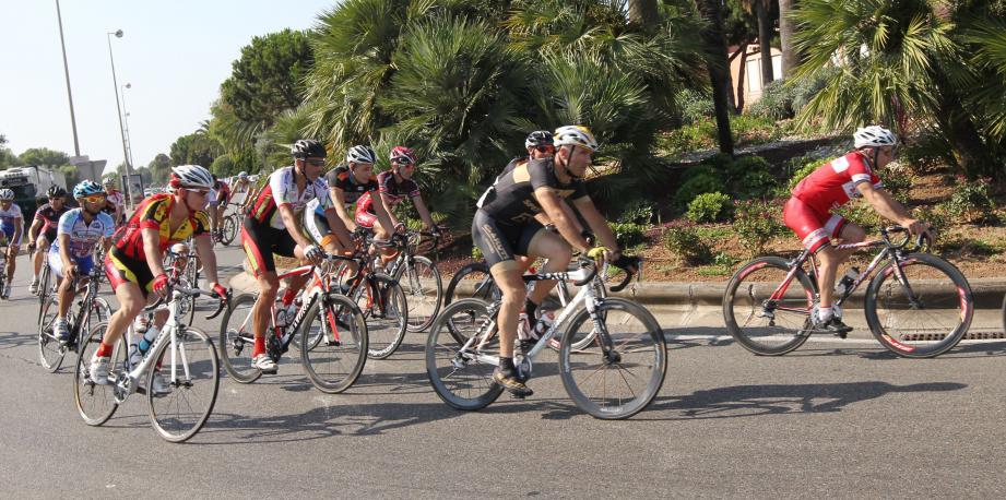 Le Stade laurentin organise demain ses deux traditionnelles manifestations cyclistes.(DR)