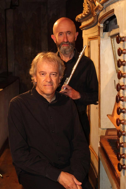 Alain Daboncourt et Walter Gatti.