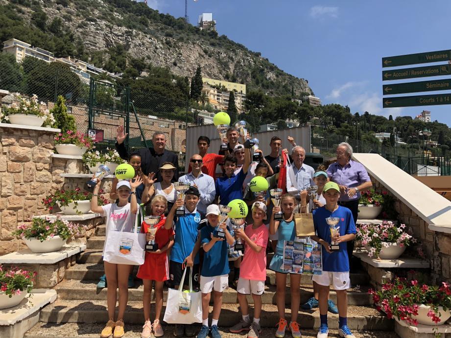Cette année, le tournoi a réuni 302 participants. (DR)