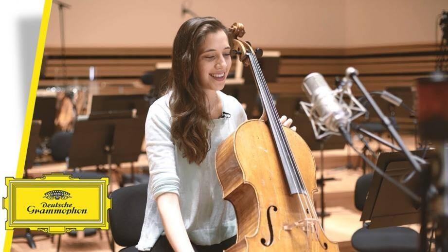 Camille Thomas donnera un concert au musée Cocteau aujourd'hui à 18h.