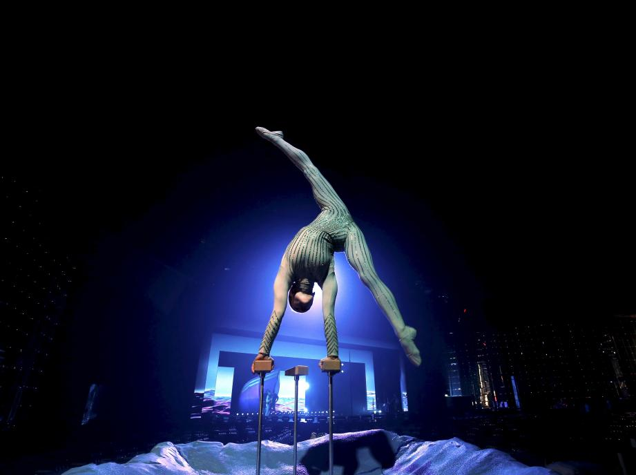 Le Cirque du Soleil est une référence absolue. Avec plus de 4 000 employés, c'est le plus gros producteur  de spectacles au monde.