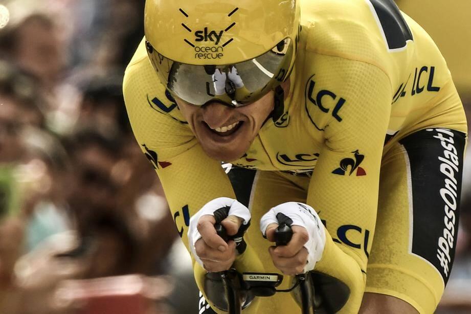 Le vainqueur du Tour est très attendu à Coblence.(AFP)
