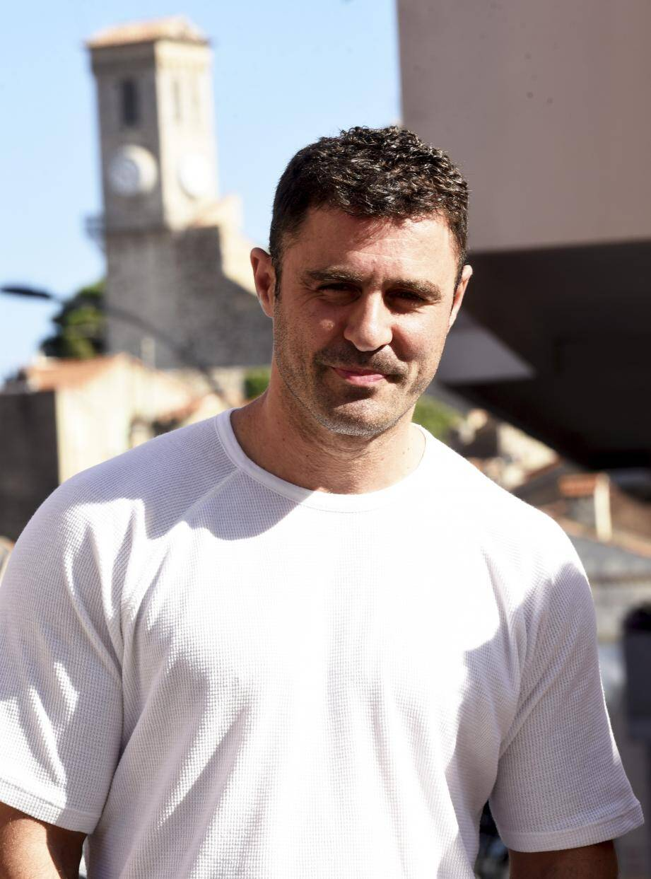 Erick Elbaz.