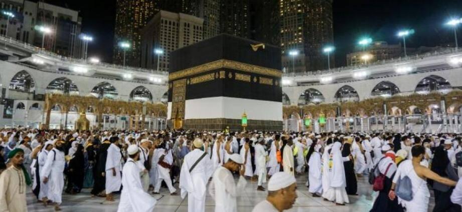 Des centaines de milliers de musulmans vont affluer du monde entier vers la Kaaba, dans la grande mosquée de La Mecque, en Arabie Saoudite.