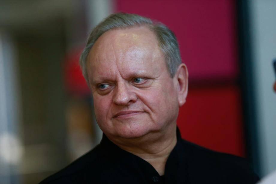 Joël Robuchon est décédé à l'âge de 73 ans.