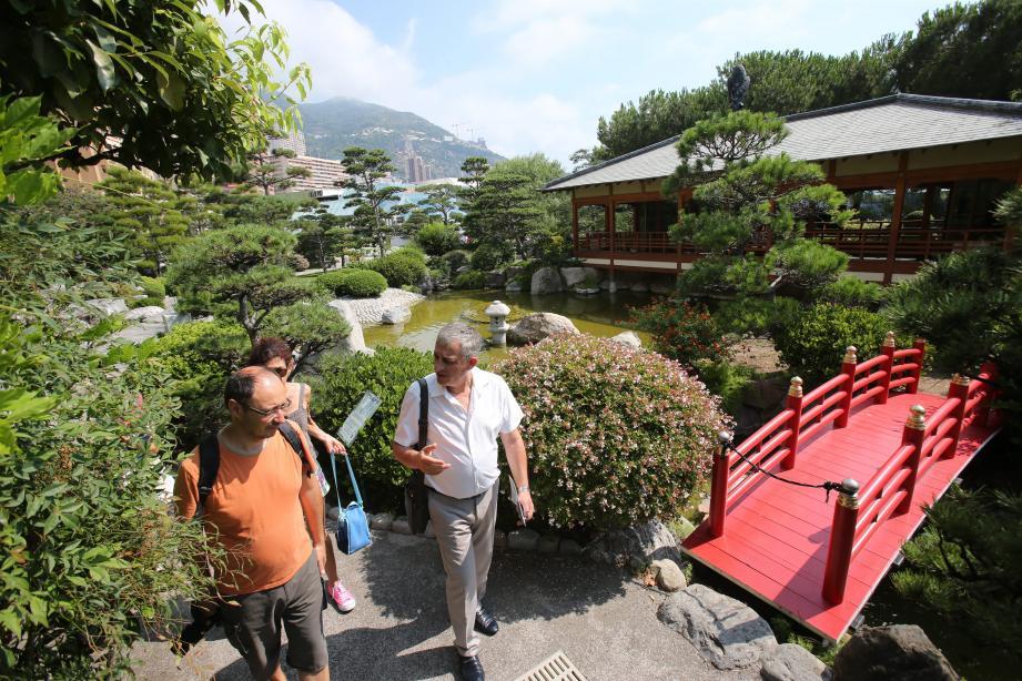 Les premiers Jardins japonais ont été édifiés pour que les esprits divins puissent s'y reposer.