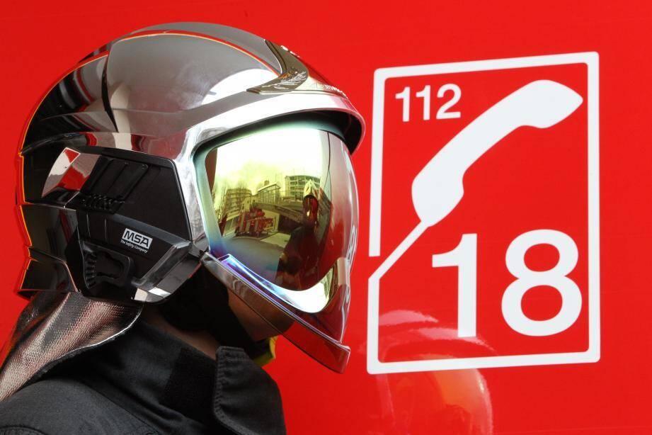 Illustration des pompiers.