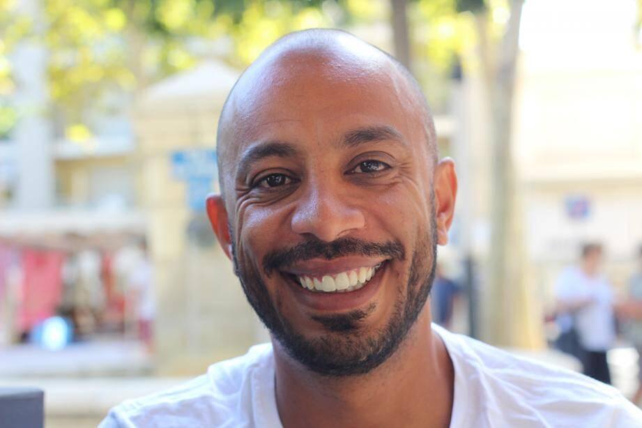 Patrick Saoula, enseignant au collège Les Bréguières à Cagnes.