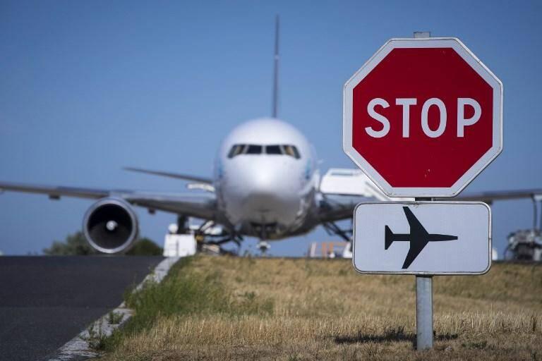 Illustration aéroport.