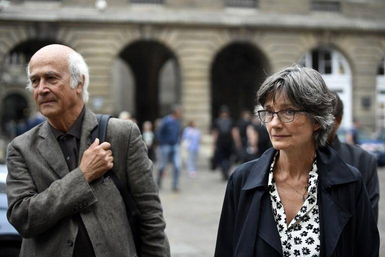 Paul-Henri et Agnès Meric, les parents de la victime.