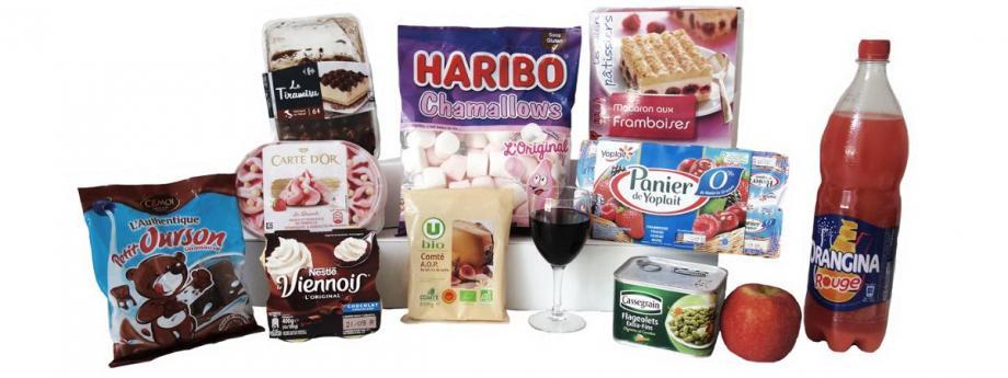 Foodwatch pointe du doigt une douzaine de produits contenant des ingrédients issus d'animaux, notamment de bœufs ou d'insectes.