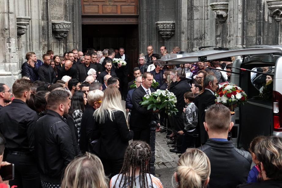 Les obsèques ont eu lieu en la basilique de Saint-Nicolas-du-Port, près de Nancy. Photo « L'Est Républicain »