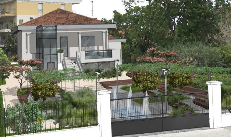 Les travaux estimés à plus d'un million d'euros, de la Villa Arnaud doivent être lancés prochainement pour laisser place à un espace culturel au cœur d'un jardin public.