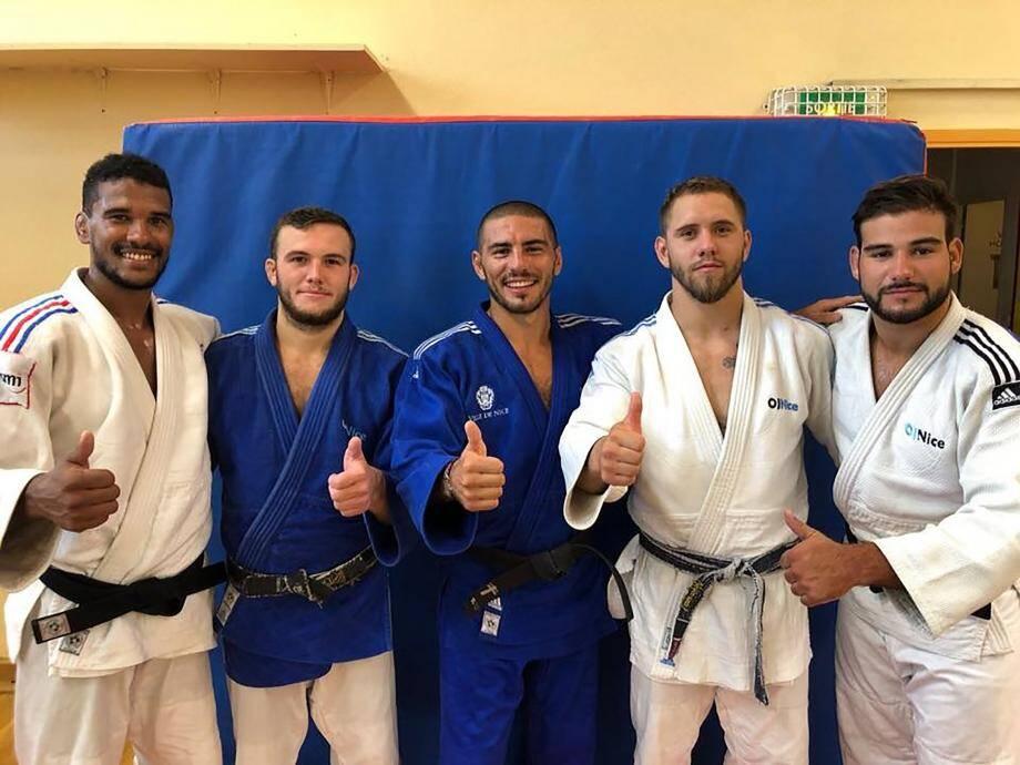L'OJN compte, en son sein, de nombreux talents. Avec, entre autres, quelques judokas pouvant viser une participation aux JO.