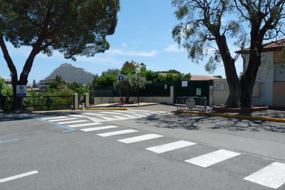 L'école maternelle Antony-Fabre, avenue des Rives à Villeneuve-Loubet, compte désormais huit classes pour 154 élèves.
