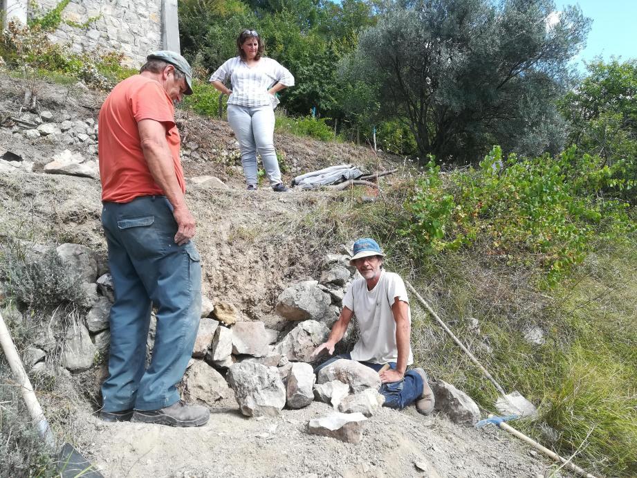 Les ateliers se déroulent sur le territoire des deux agglomérations du Pays de Grasse et de Sophia Antipolis et du Parc naturel régional des Préalpes d'Azur.(DR)