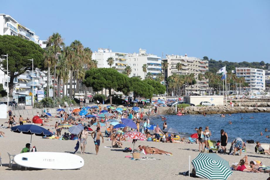 Lutetia-Courbet : ce sera huit plages en 2019.