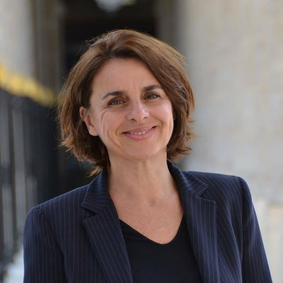 Laurence Azzena-Gougeon, candidate à la candidature lors des élections internes de la fédération LR du Var.