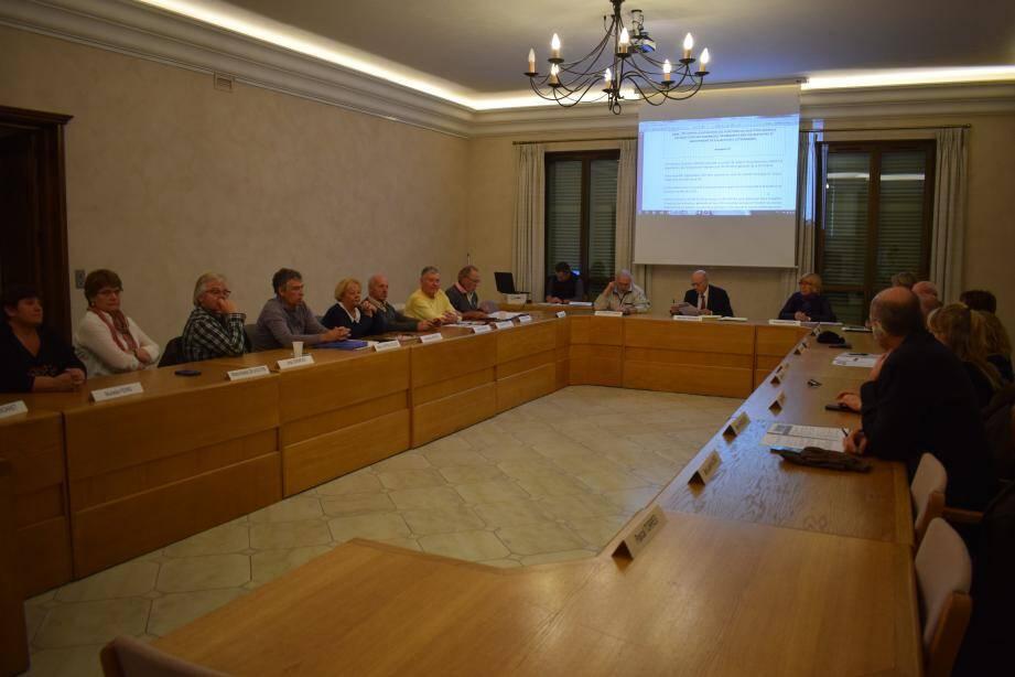 Le conseil municipal se tiendra aujourd'hui, à partir de 18h30.(Archives M. R.)