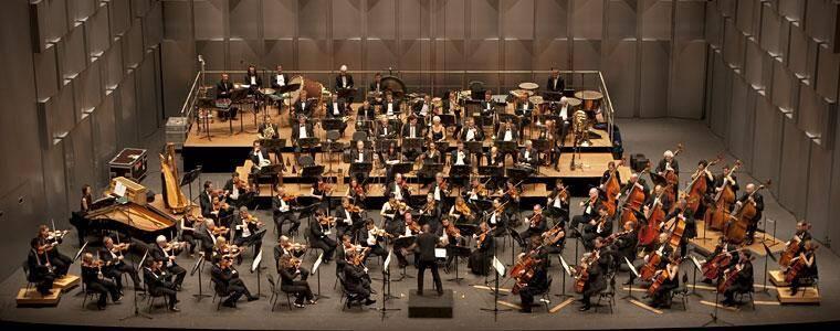 Le Philharmonique de Monte-Carlo au Grimaldi Forum.(DR)