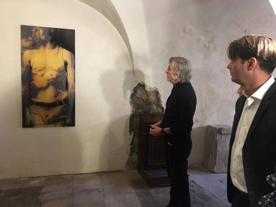 L'exposition «Quid Novi ?» d'Yves Hayat est à découvrir jusqu'au 15 novembre.(DR)