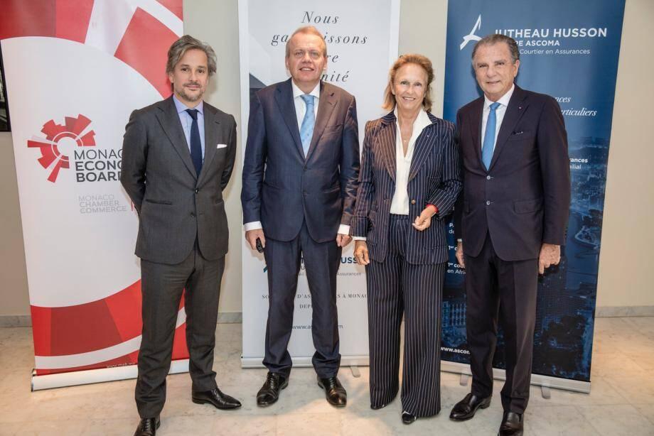 L'économiste Jean-Pierre Petit, invité du MEB.(DR)