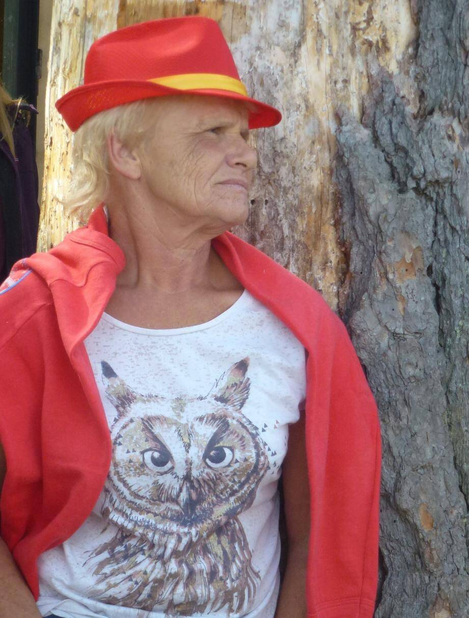 Yvette Ferrier, indissociable du refuge de Fontanalbe et impatiente de retrouver ses équipiers et les randonneurs.