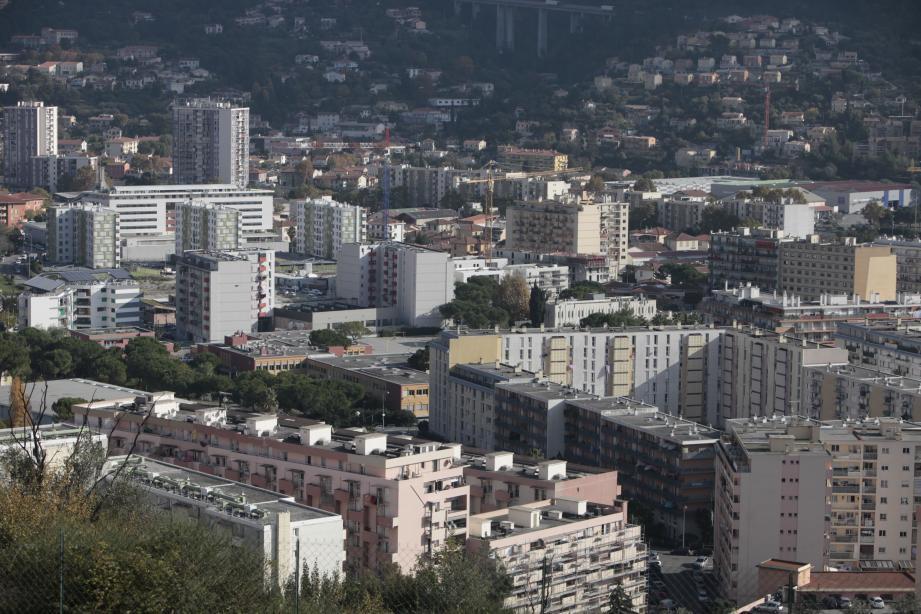 Les faits se sont déroulés dans le quartier de L'Ariane, à l'Est de Nice.