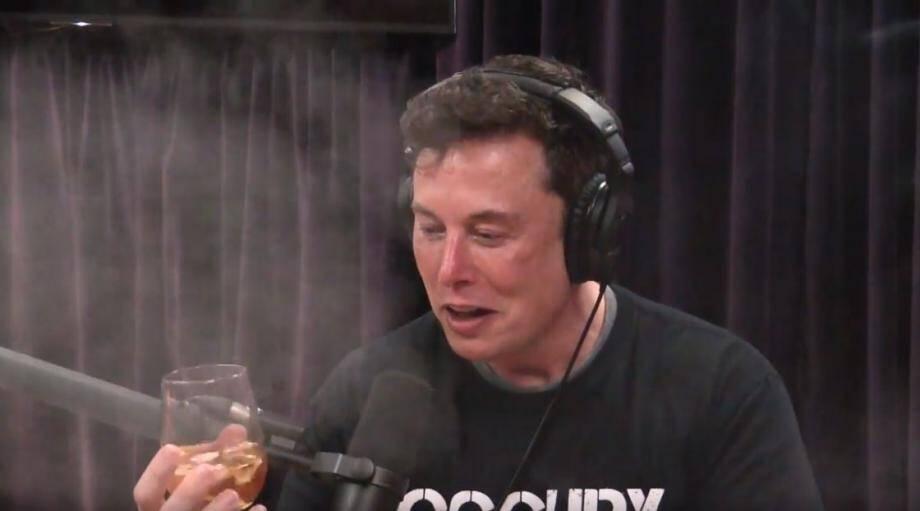 Elon Musk en interview