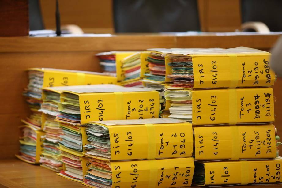 Le tribunal rendra ses délibérations mercredi,après-midi.