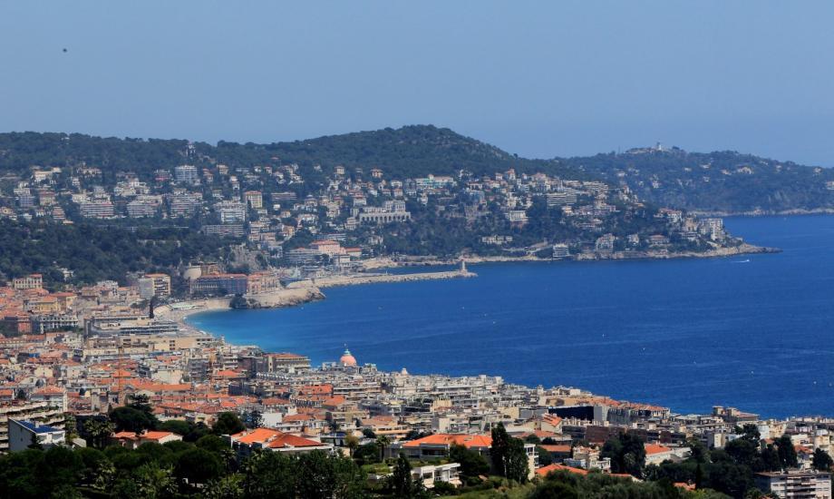 Plusieurs aménagements ont été réalisés à Nice cet été.