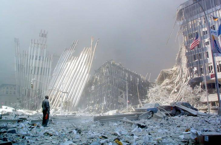 Après les attentats du 11-Septembre 2001.