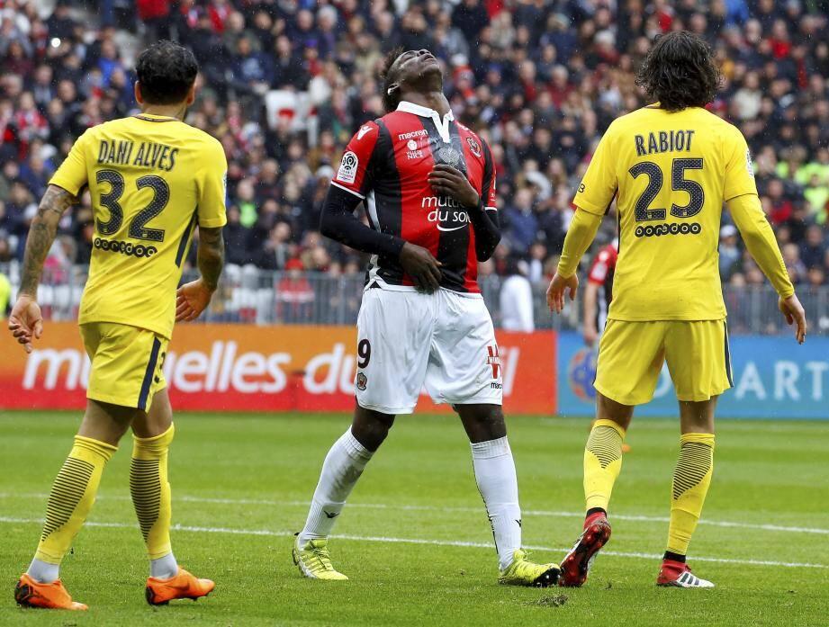 L'an passé déjà, les supporters du PSG avaient boycotté le déplacement à Nice.